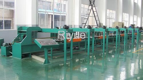 TBJ250-Copper Continuous Extrusion Machine