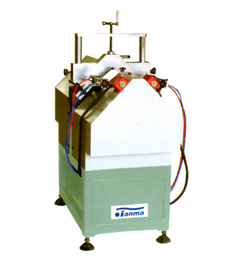 Sell  PVC Win-door V-cutting Saw for window machine