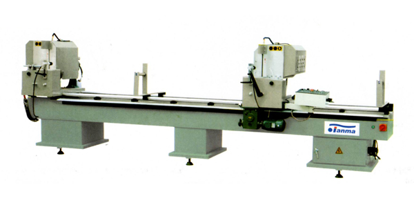 Sell   Double Mitre Saw for Aluminum and PVC window