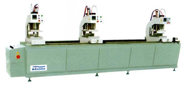 Sell PVC window Three-head Welding Machine