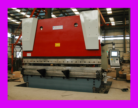 CNC Hydraulic Press Brakes Machine Cutting Machine