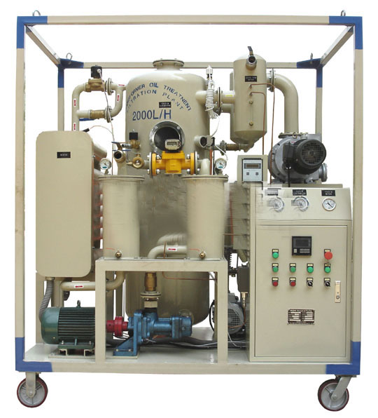 Sell SINO-NSH VFD Transformer Oil Purifier Unit