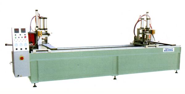 Sellwindow machine- Two-head Welding Machine for Colored PVC