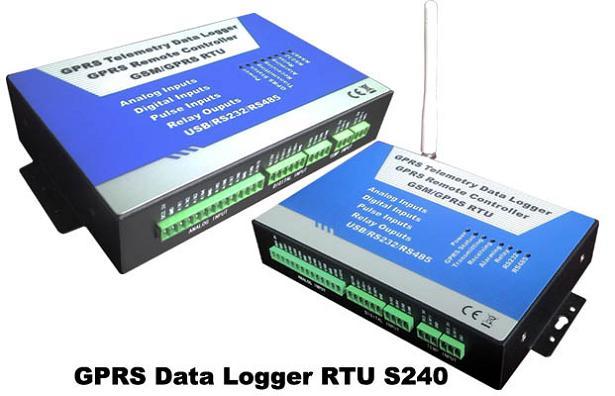 GPRS Telemetry Data Logger
