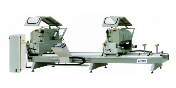 Sell Double-head Precision Cutting Saw CNC