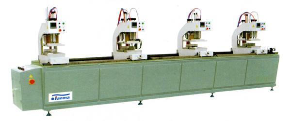 PVC window machine Four-head Welding Machine